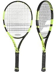 Babolat Pure Aero Junior 26 Raquetas de Tenis, Unisex Niños, Grip l0, 0
