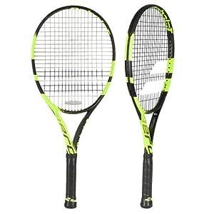 BABOLAT Pure Aero Junior 26Racchetta da Tennis, Unisex bambini, Pure Aero Junior 26, grip l0