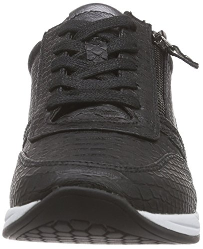 Jenny Granville Damen Sneakers Schwarz (schwarz,gun 10)