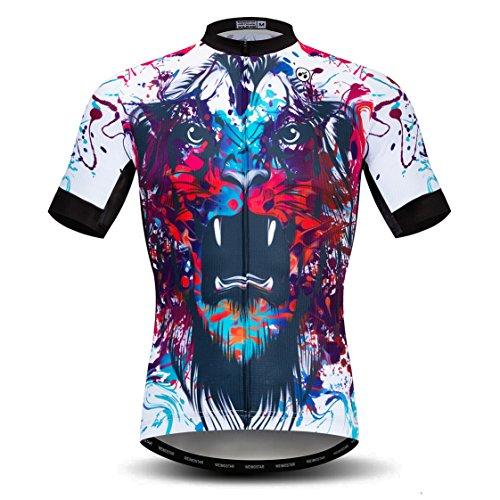 Radtrikot Herren Radsportbekleidung Pro Team Fahrradtrikot Top Outdoor Racing Mountain Roa