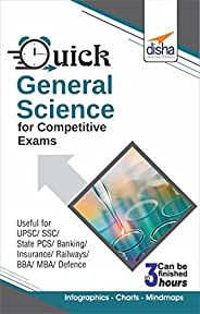 Quick General Science for Competitive Exams