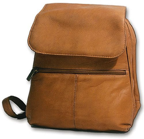 david-king-co-womens-organizer-backpack-tan-one-size