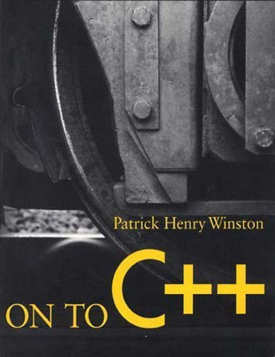 On to C++ by Patrick Henry Winston (1994-05-10) PDF Download