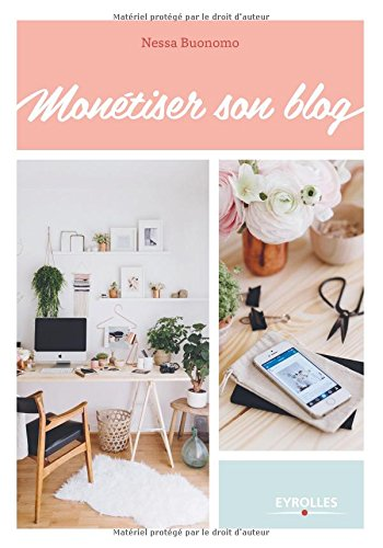 Monétiser son blog par Nessa Buonomo