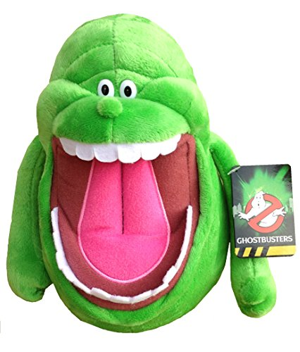 9 Inch Ghostbusters Beanie Soft Plush Toy - Slimer (PL102)
