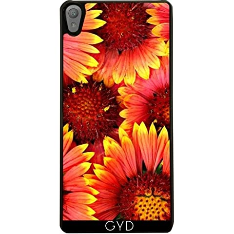 Funda para Sony Xperia E5 - Naturaleza De La Flor Del Gerbera by WonderfulDreamPicture