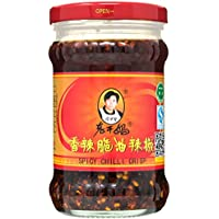 Lao Gan Ma - Piments En Huile 210G