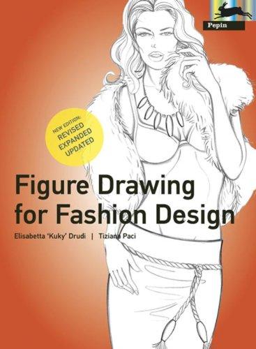 Figure Drawing for Fashion Design par Elisabetta Drudi