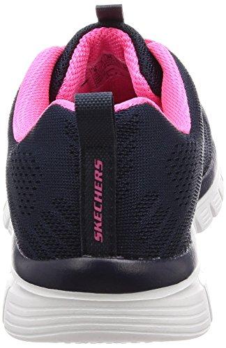 Zoom IMG-2 skechers graceful get connected scarpe
