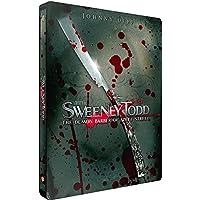 Sweeney Todd, le diabolique barbier de Fleet Street - Édition Limitée SteelBook - Blu-ray