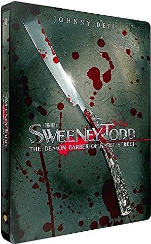Sweeney Todd, le diabolique barbier de Fleet Street [Édition boîtier SteelBook]