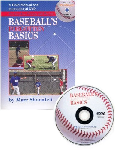 Baseball?s Forgotten Basics: A Field Manual and Instructional DVD Pap/DVD edition by Marc Shoenfelt (2006) Taschenbuch (Marc Baseball)