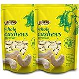 Tulsi Whole Cashews Premium 400g (200g x 2)