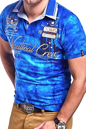 MT Styles Poloshirt PP-NAUTICAL R-2976 Blau