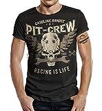 Biker T-Shirt Racer Schrauber Design: Big-Size Print Pit Crew XXXXL