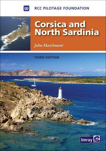 Corsica and north Sardinia por John Marchment