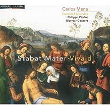Vivaldi - Stabat Mater / Mena · Fernandez · Ricercar Consort · Pierlot
