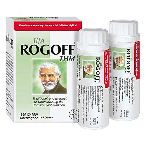 Ilja Rogoff THM Tabletten, 360 St.