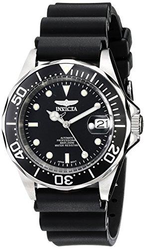 51ej2thXzOL - Invicta Mens Rubber 9110 watch