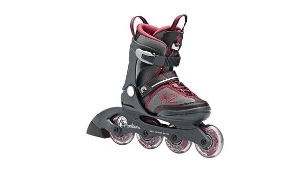 K2 Inline Marlee Jr größenverstellbare Skates PRO Kinder AL3R54j