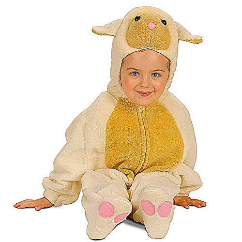 Widmann 2749A - Kostüm Baby Lämmchen (Schaf Kleinkind Kostüme)