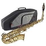 Stagg 058998 Saxophone Alto MIB + Etui Or