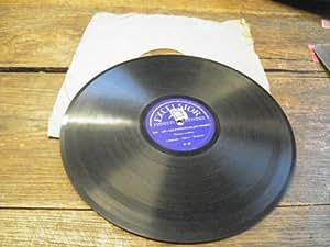 Lemercier - Nelly - Beuscher : Ah ! papouilles javanaises - chanson comique/ le trou-trou - la chanson du billard russe - Disque excelsior n° 55