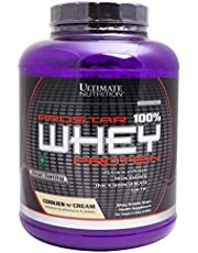 Ultimate Nutrition Prostar 100% Whey Protein - 5.28 lb (Cookies and Cream)