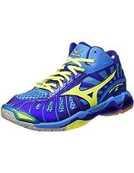 Mizuno Wave Tornado Mid, Chaussures de Volleyball Homme, Bleu