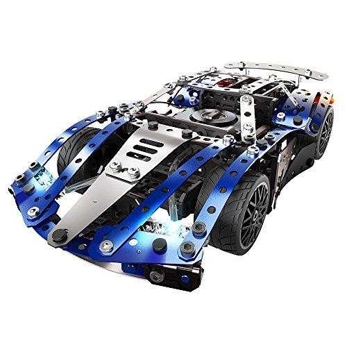 Meccano Set de Construcción Super Car Aprendizaje Steam (BIZAK 61929176)
