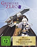 Grimoire of Zero Vol. 3 - Limited Edition  (+ Sammelschuber) [Blu-ray]