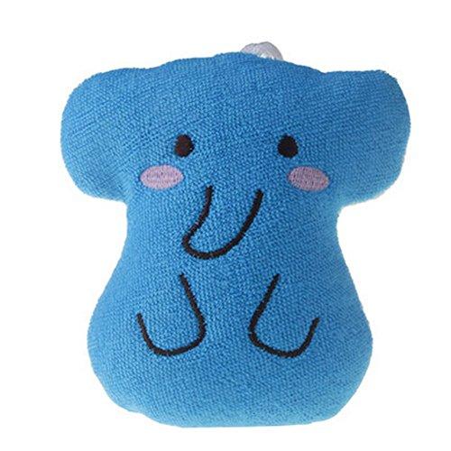 Belle Coton Enfants / Infant Mesh Foamy éponges de bain éléphant #