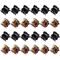 24 Piezas Mini Clips de...