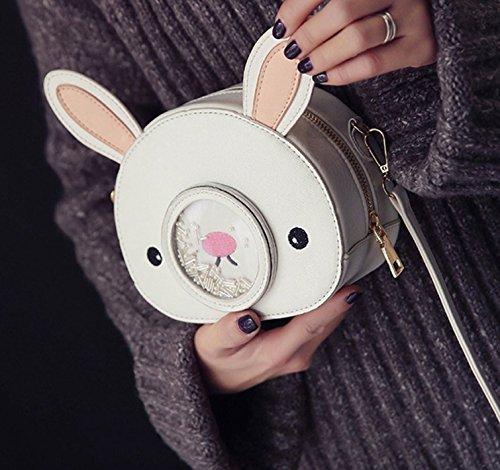 Hasen / Koala Tasche - Süsse Umhängetasche für junge & grosse Mädels ;) Hase