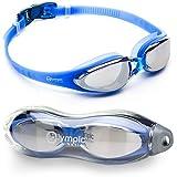 Olympic Nation krisallklare, bequeme Schwimmbrille mit Antibeschlag-Schutz, besonders hochwertige Taucherbrille für Erwachsene, Kinder, Männer, Frauen und Kleinkinder ? Schwimmen Sie wie ein Profi