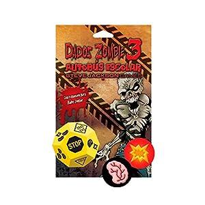 Edge Entertainment Dados Zombie – Juego de Mesa EDGSJ04
