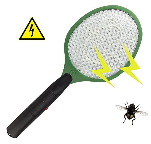 DEMA Elektrischer Fliegenfänger grün