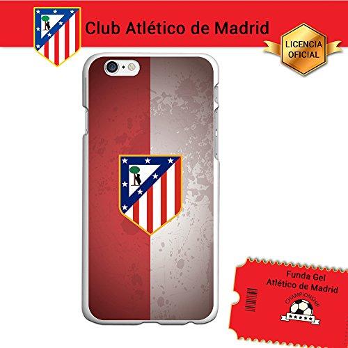 Usado, Funda Gel Flexible Atlético de Madrid para iPhone 6 segunda mano  Se entrega en toda España