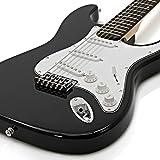 LA Deluxe guitare électrique à 12 cordes par Gear4music