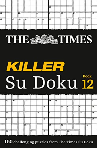 The Times Killer Su Doku Book 12 (Times Mind Games) por The Times Mind Games