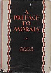 A PREFACE TO MORALS.