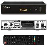 STRONG SRT 3002 HD Receiver für digitales Kabelfernsehen DVB-C Full HD  Schwarz