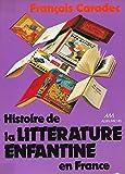 Histoire de la littérature enfantine en France