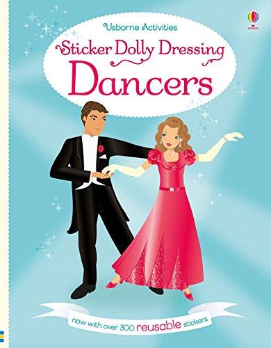 Sticker Dolly Dressing Dancers (Usborne Sticker Dolly Bücher)