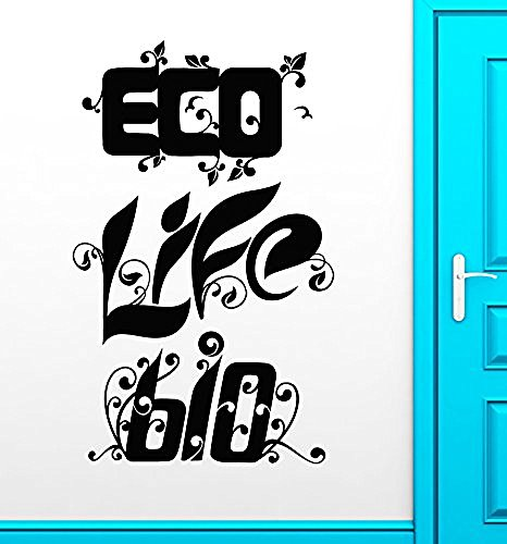 ggww-eco-life-bio-wall-stickers-greenpeace-environmental-health-nature-vinyl-decal-ig2451