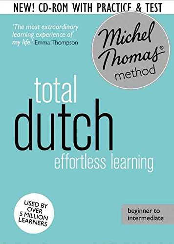 [Total Dutch: (Learn Dutch With the Michel Thomas Method)] (By: Els Van Geyte) [published: May, 2014]