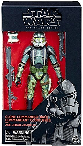 Star Wars The Black Series Commander Gree 6inch