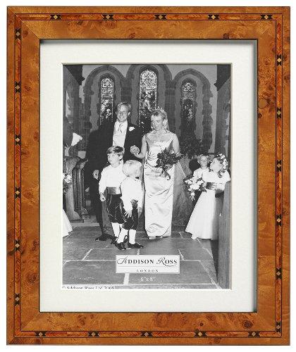 Addison Ross, cornice, legno intarsiato, 8x10 - 8x10 Di Legno Della Struttura