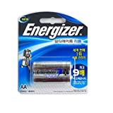 #8: Energizer Lithium Battery Ultimate L91BP2 'AA'