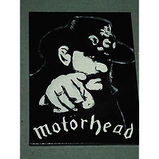 ARTRAX Lemmy Motorhead, Leinwand Malen 16x 12in in, Handbemalt